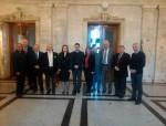 Среща на НСРОБ с Комисията в НС